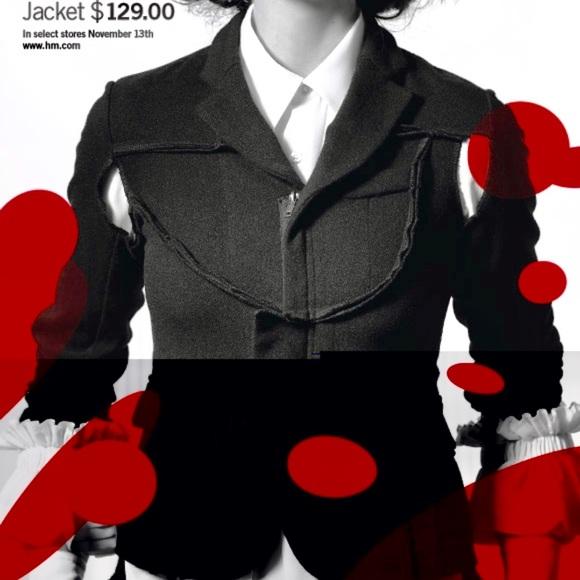 768764e6ffcc H M Jackets   Blazers - comme des garcons H M blazer